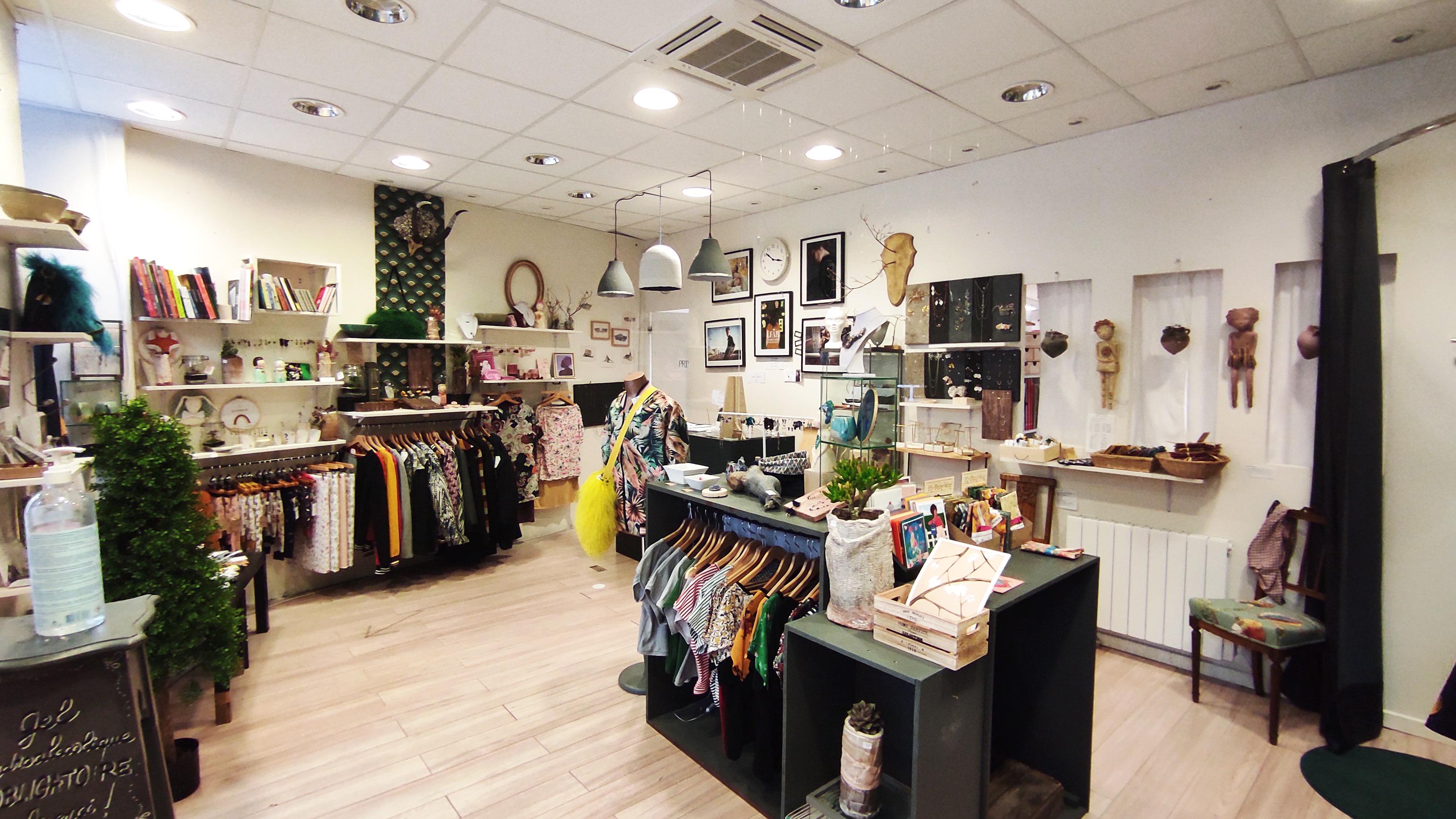 Boutique La femme à Barbe à Saint Etienne